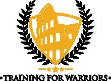 Training for warriors dojo